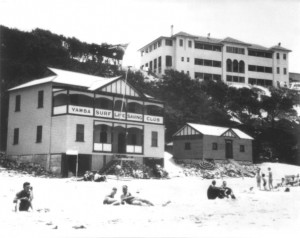 Clubhouse 1934